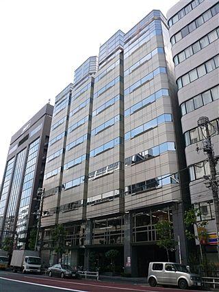 清洲橋通り沿いの分譲マンション