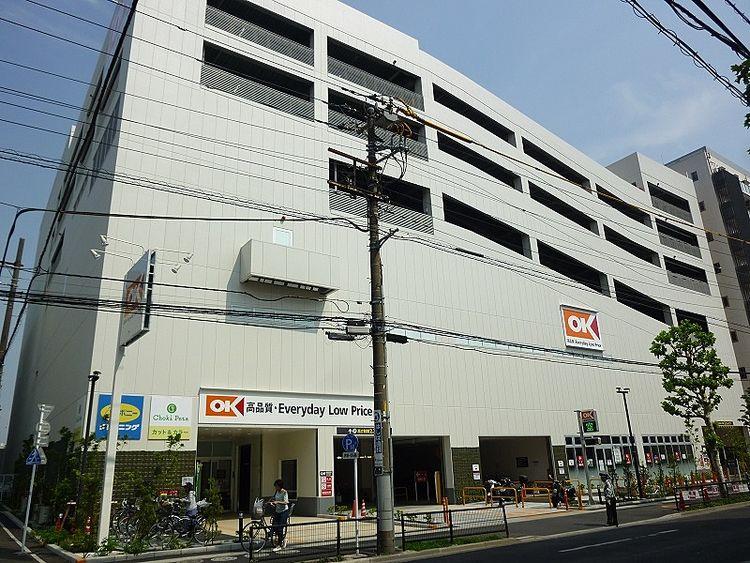 浅草ロイヤルマンション近くのOKストアです。