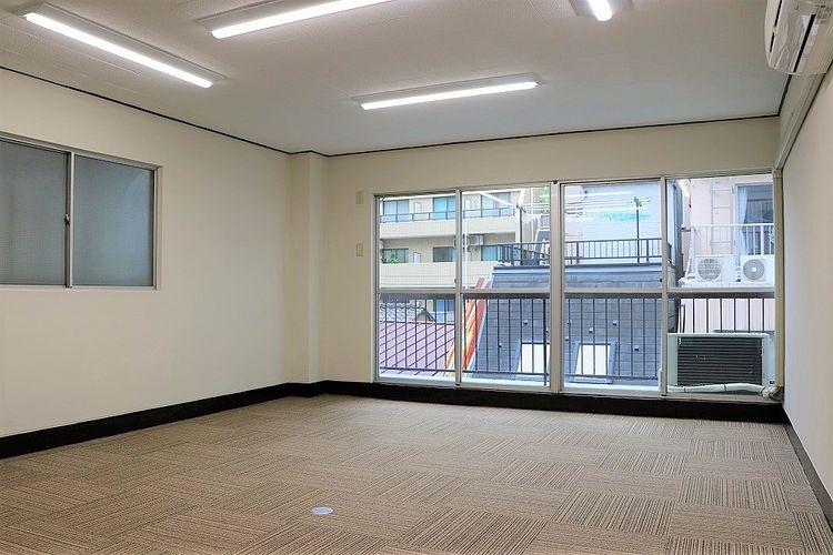 池田ビル302号室の様子