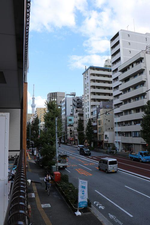 菊地ビル201号室の眺望です。