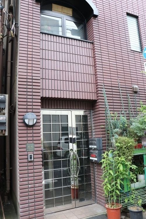 松が谷3丁目「菊地ビル」