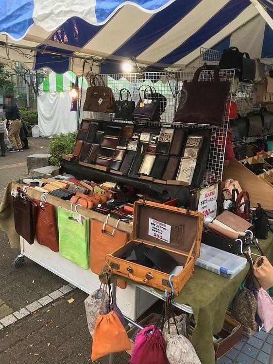 花川戸はきだおれ市2018の会場写真です。