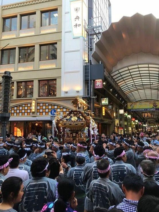 アートエライフで、2019年三社祭・小野照崎神社大祭の開催情報を紹介します。