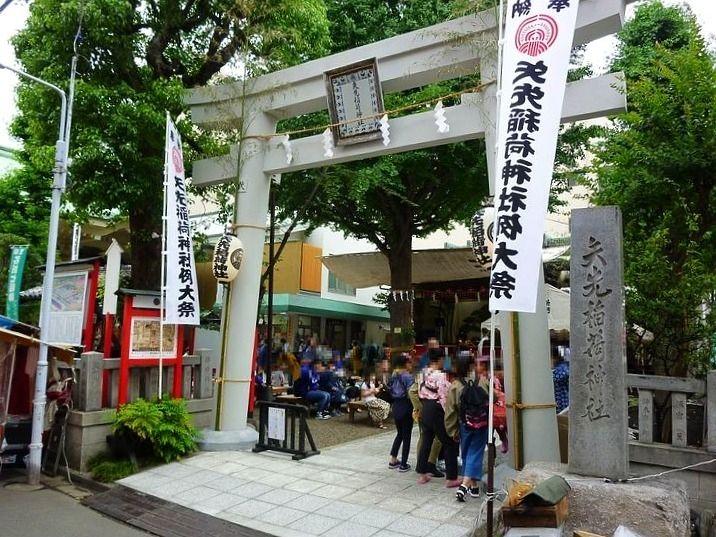 アートライフで、2019年の矢先稲荷神社例大祭を紹介します。