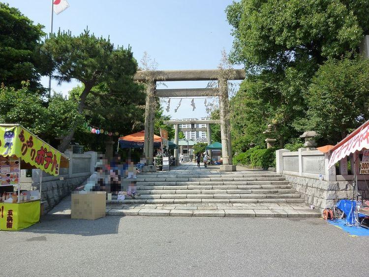 【賃貸】神社境内茶屋のテナント様を募集します【石浜神社】
