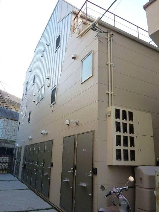 アートライフで、練馬区氷川台3丁目にある一棟売アパートを紹介します。