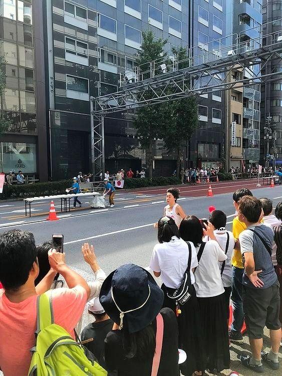2019年9月15日に行われた、マラソングランドチャンピオンシップを走る設楽悠太選手です。