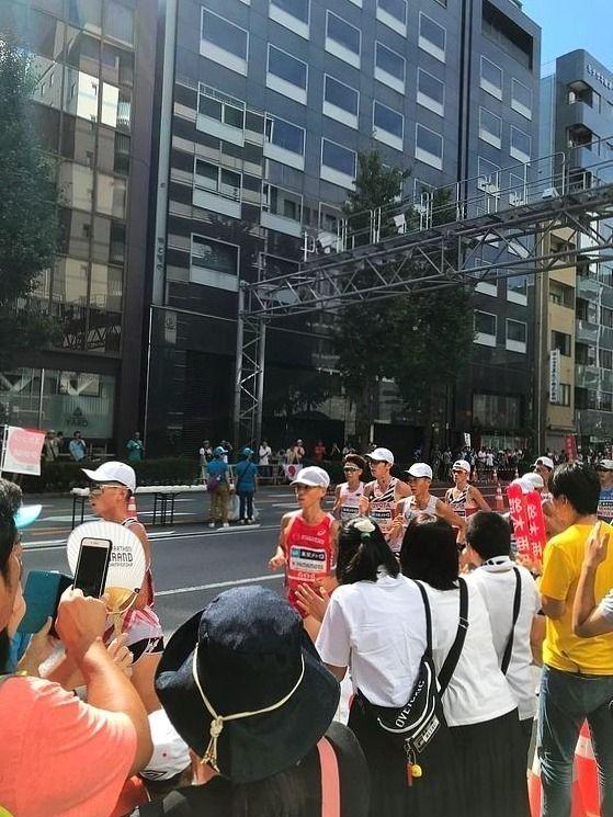 【マラソングランドチャンピオンシップ】台東区寿で見てきました【9月15日】