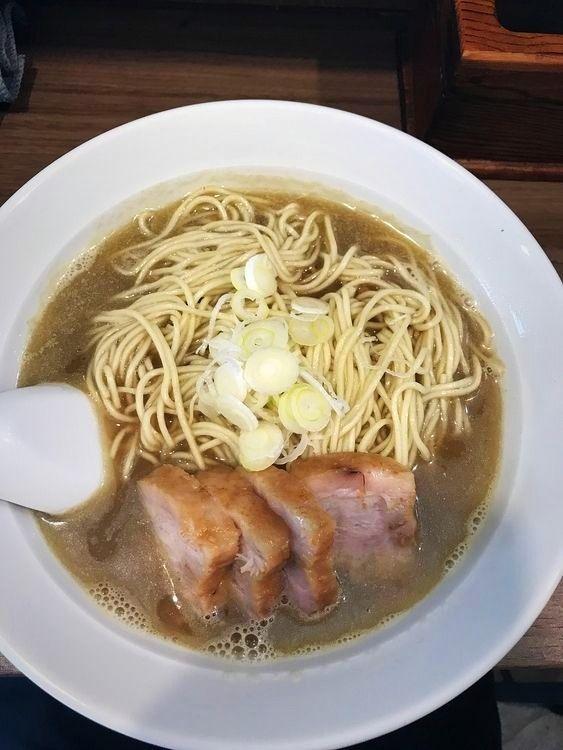【ラーメン】自家製麺 伊藤【浅草1丁目】