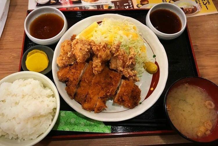 【鳥良商店】ボリューム満点の居酒屋ランチ【浅草1丁目】