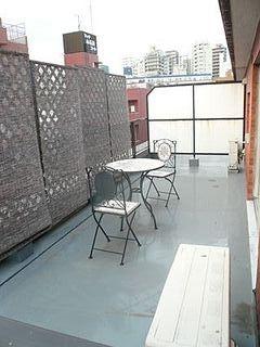 文京区水道1丁目にある、ハイネス小石川603号室の室内写真です。