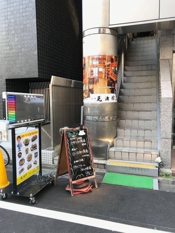 アートライフで台東区北上野2丁目にある居酒屋、元治郎を紹介します。