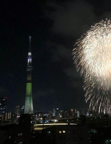 【2020年】隅田川花火大会【中止】