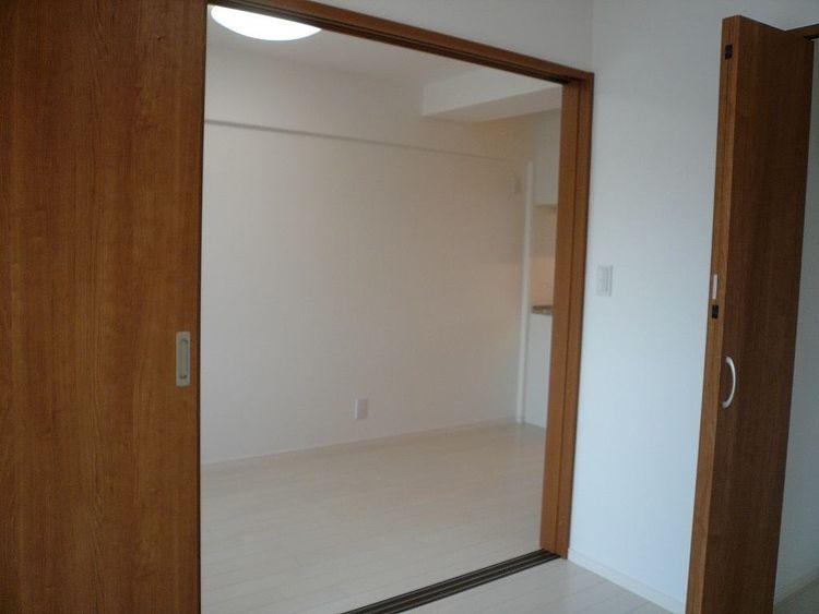 荒川区東日暮里5丁目にある、ダイアパレス鶯谷の室内写真です。