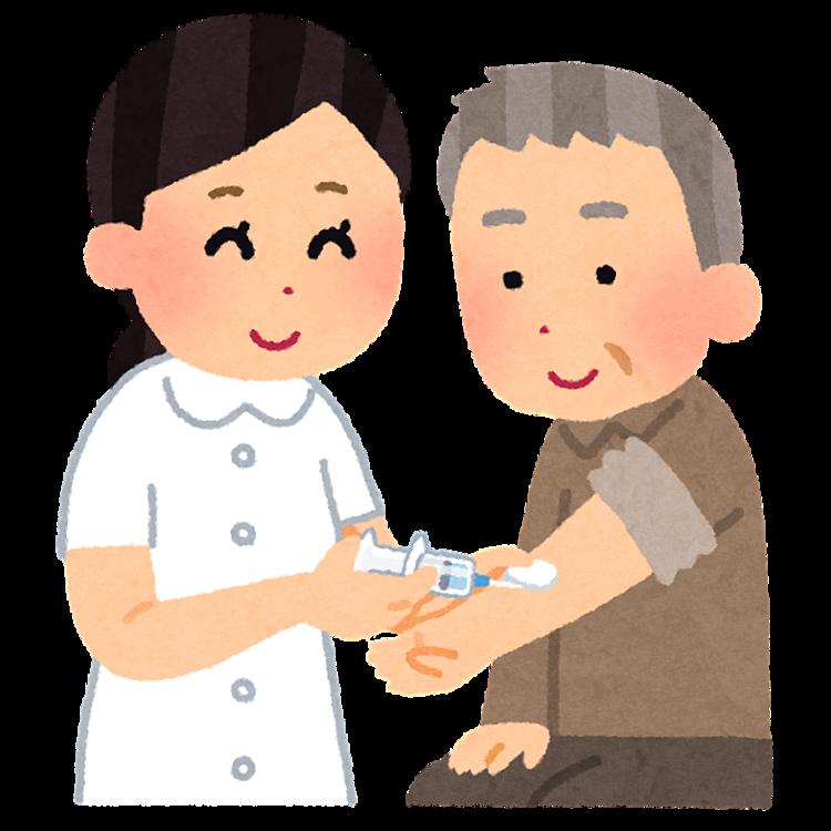 【インフルエンザ予防接種】65歳以上の方は無料で受けられます【台東区】