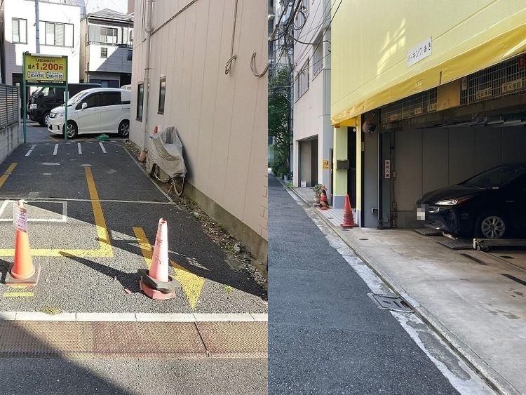 【2020年11月より入庫可能】月極駐車場の厳選2物件をご紹介【台東区東上野・入谷】