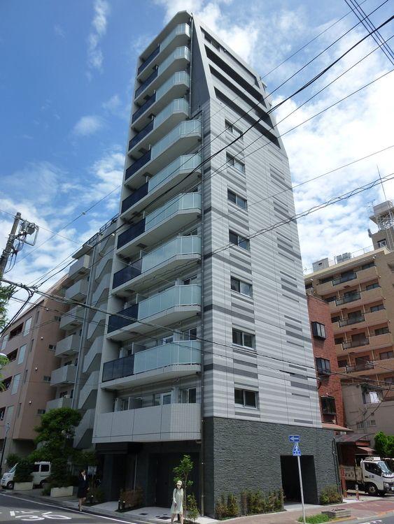 GRAN PASEO上野稲荷町、外観の写真です。