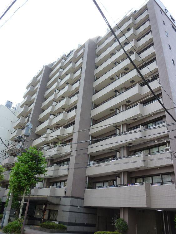 シーアイマンション上野の外観写真です。